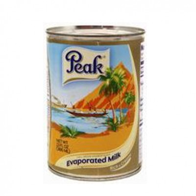 Evaporated Peak Milk 410gr