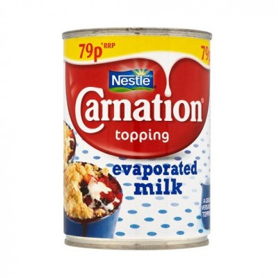 Carnation Evaporated Milk 410ml
