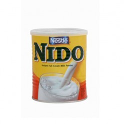 Nido Powder Milk 400gr