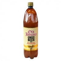 GINGER BEER CARIBIA 24X330ML