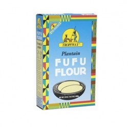 Fufu Plantain Tropiway 681gr