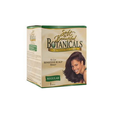 Botanical Relaxer Kit Regular