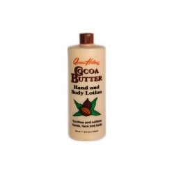 Cocoa Butter Body And Hand Queen Helene 944ml