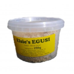 Ground Egusi 250g