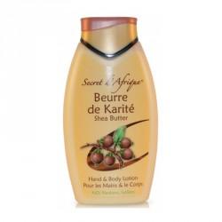 Secret D'Afrique Lotion Karite 500ml