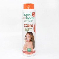 Mama Africa Caro Light Smoothing & Protecting Hand & Body Lotion 500ml