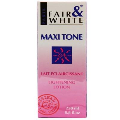 Fair & White Maxitone Lotion 250ml