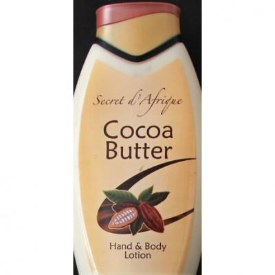 Secret D'Afrique Loción Cacao 500ml