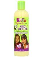 Africa's Best Kids Organic Shea Butter Moisturizing Hair Lotion 340ml
