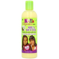 Africa's Best Kids Organic Shea Butter Moisturizing Hair Lotion, 340ml