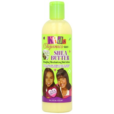 Africa's Best Kids Organic Shea Butter Moisturizing Hair Lotion 340ml