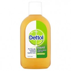 Antiseptic Liquid Dettol 250ml