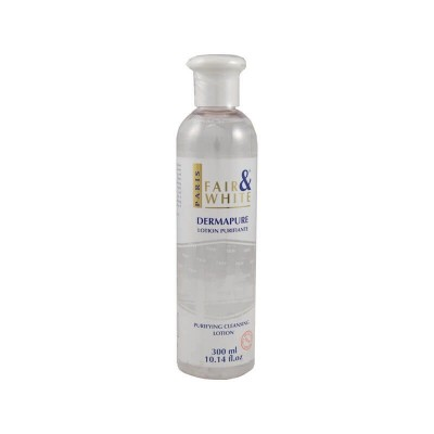 Fair And White Dermapure Purifying Cleansing Lotion 300ml