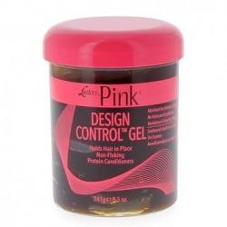 Luster's Pink Design Control Gel Styling Gel 241g