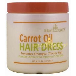 Nubian Queen Carrot Oil Hairdress 8oz