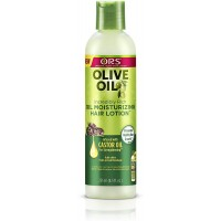 Organic Olive Oil Moisturizing Hair Lotion, 8.5oz
