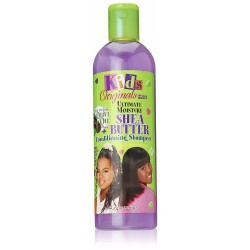 Africa's Best Moisture Shea Butter Shampoo 12 Ounce (354ml)
