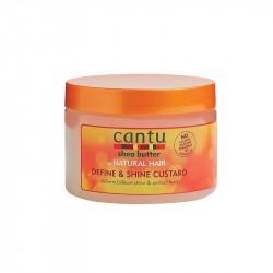 Cantu Natural Hair Define & Shine Custard 12oz