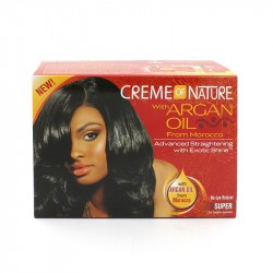 Cream Of Nature Relaxer Kit Super