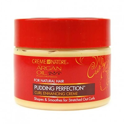 Cream Of Nature Argan Oil Pudding Cream 11.5oz