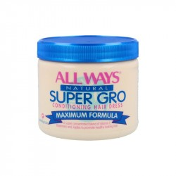 All Ways Super Gro Maximum Cabello/Dress 155g