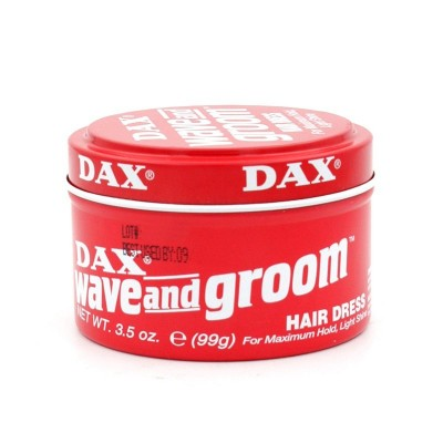 Dax Wave & Groom Red 100 Gr