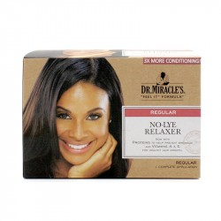 Dr. Miracles No Lye Relaxer Kit Regular