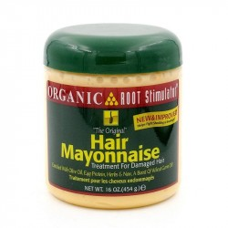 Organic Hair Mayonnaise 454gr