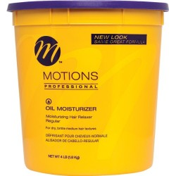 Motions Professional Relaxer Jar Regular 4lb (1.8kg)