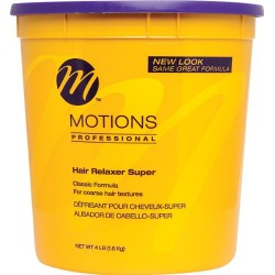 Motions Professional Relaxer Jar Super 4lb (1.8kg)