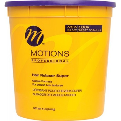 Motions Professional Relaxer Jar Super 64oz