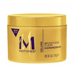 Motion Hairdress Cream Jar 6oz