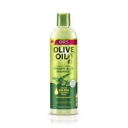 Organic Olive Oil Aleo Shampoo 370ml
