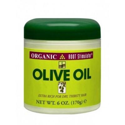 Organic Olive Oil Pomade 6oz