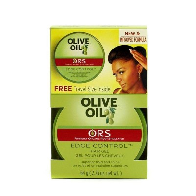 Organic Olive Oil Relaxer Kit Normal Twin Pack