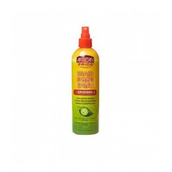 African Pride Braid Sheen Spray Extra Shine 355 Ml