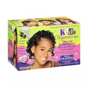 Africa's Best Kids Relaxer Kit Regular