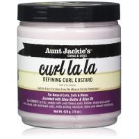 Aunt Jackie Curl La Custard 15oz