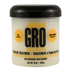 JR Beauty GRO Shea Butter Treatment 12oz
