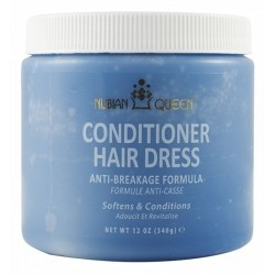 Nubian Queen Hairdress Cream 12oz