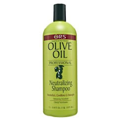 Organic Olive Oil Neutralizing Shampoo 1000ml
