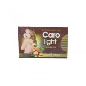 Mama Africa Caro Light Jabón Aceite de Argan 200g
