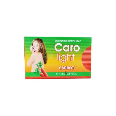Mama Africa Caro Light Jabón Zanahoria 200g