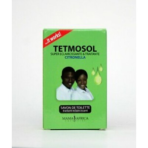 Mama Africa Tetmosol Lightening Beauty Soap Citronella 200g