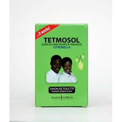 Mama Africa Tetmosol Lightening Beauty Soap Citronella 200g