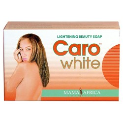 Mama Africa Caro White Skin Soap 200gm