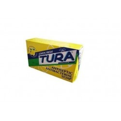 Tura Antiseptic Soap Lemon 75gr