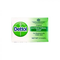 Antiseptic And Antibacteria Dettol Soap 75g