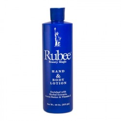 Hand And Body Lotion Rubee 453ml