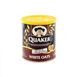 Quarker white Oats